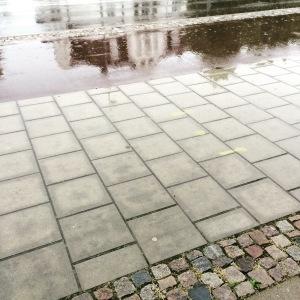regn Helsingborg
